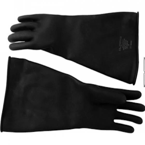 gants longs caoutchouc pour fist