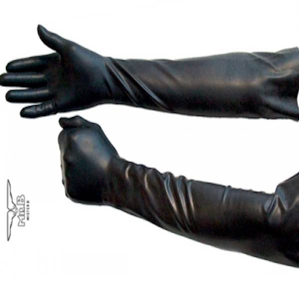 gants longs latex fist